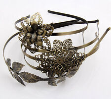1pcs Fashion Women's Headband antique bronze