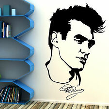 MORRISSEY THE SMITHS vinyl wall art sticker decal