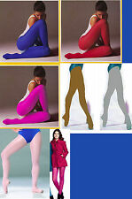 Assorted Colors Dance Pantyhose Leggings Tights Adult Sizes A, B, C, D