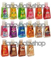 Bath & Body Works Pocketbac New Sanitizing Hand Gel, Choose the Scent