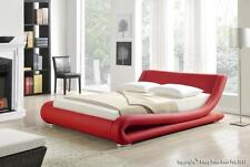Stunning European Designer Bed in With 6  Colour Option - Choice of Mattress