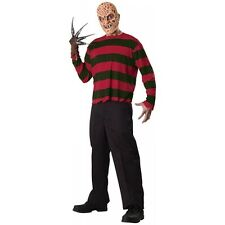 Freddy Krueger Costume Nigthmare on Elm Street Adult Mens Scary Horror Halloween