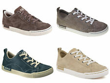 MENS CATERPILLAR CAT MODESTO SUEDE CASUAL LACE UP SKATER TRAINERS SIZE 6-11 NEW