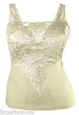 s50n Nursing Camisole Shaping Vest All in One Cream M L FIT 14 16 18 20