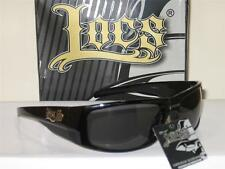 MENS LOCS SUNGLASSES SPORTS GANGSTER BIKER DARK BLACK SHADES   #10