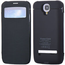 3200mah Power Bank External Battery Pack Case Cover for Samsung i9500 Galaxy S4
