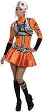 Star Wars Female X-Wing Fighter Sexy Adult Costume