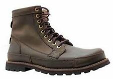 """Timberland 15550 Earthkeepers Rugged Originals Leather 6"""" Boot Dark Brown"""