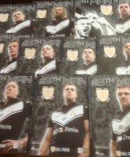2010 Hull FC Home programmes v Your Choice