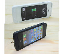 External Backup Power Bank Battery Pack Case Cover For iPhone 5 5S 5th 2200mah