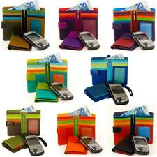 MyWalit Leather TELEPHONE Holder PURSE WALLET Ladies Mens 8 Colours Stylish Gift
