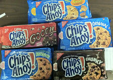 Nabisco Chips Ahoy Chocolate Chip cookies You choose from 5 flavors