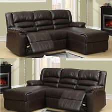 Sectional Sofa Leather Sofa Furniture Sectional Couch 2 Piece Living room set