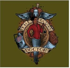 TeeFury The Doctor's Doctor -  Mens Med or Large T Shirt - Dr Who Martha  - New