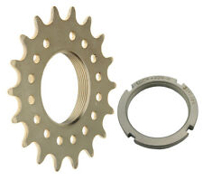 Mr Control TRST 3/32 Pro Track Cog Fixed Gear Bike Hardened CroMo Durable Nickel