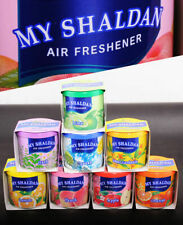 MY SHALDAN SQUASH APPLE PEACH OFFICE HOME JAPAN REFRESH AIR FRESHENER 80G CAN