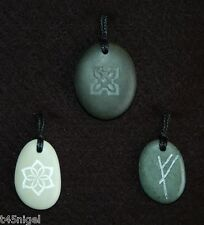 WETA - The Hobbit: An Unexpected Journey: Stone Pendants (3 Different Types)