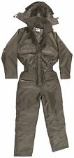 MENS HUMBER WATERPROOF PADDED COVERALL OVERALL HOOD QUILTED LINING (NEW) M-XXL