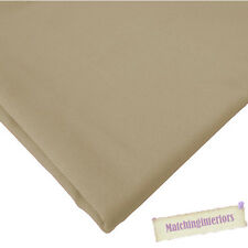 Stone 100% Cotton Textiles Upholstery Fabric Material Ideal for Sofas Curtains