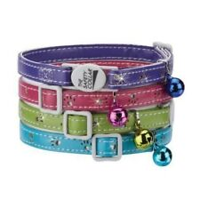 East Side Collection® Sparkle Safety Gemstone Safe Breakaway Cat Collars 4 Color