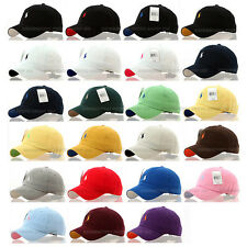 (AU) Small Pony Baseball Ball Cap Outdoor Sports Polo Golf Hats Sunvisor Unisex