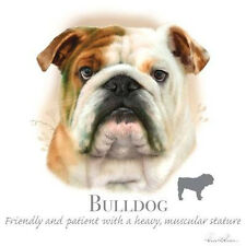 Bulldog Dog Breed T Shirt Tee Howard Robinson Sizes Youth - 6XL