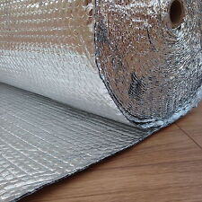 1.2m Wide U-FOIL DOUBLE ALUMINIUM BUBBLE INSULATION FOIL LOFT 1BD/A loft wall