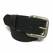 New Mens Handmade Genuine Solid Leather Belt - Build-A-Belt