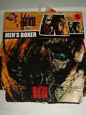 The Walking Dead Tv Show Zombies Walkers Boxer Shorts Nwt