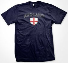 England English Country Crest Flag Colors Ethnic Pride Men's T-shirt