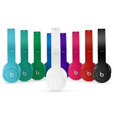 Beats By Dr. Dre - Beats Solo High-Definition On-Ear Headphones - Multi-Color