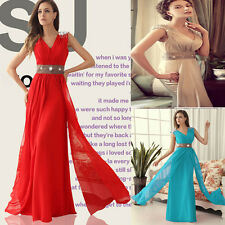 Hot sale Formal Evening Party Ball Gown Prom Bridesmaid Homecoming Long Dresses