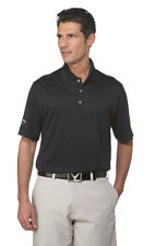 CALLAWAY CHEV POLO SS SHIRT - ANTHRACITE (001) - BDSK0002