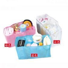 New Useful Baby Nappy Storage Travel Bag Tote Organizer Liner Diaper Bags -LJ