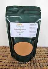 Mucuna Pruriens (1 LB or 16 OZ) Extract Powder 20%L-Dopa Velvet Bean Free Ship