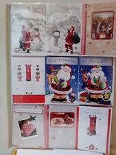 Christmas Greeting Cards For the Family ~ 16 Designs ~ 1st Class Postage ~ 99p