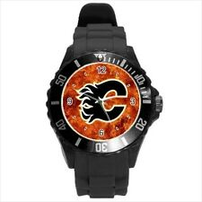 Calgary Flames Hockey - Sports Watch (Choose from 6 Colors) - EE5111
