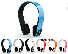 New Bluetooth Wireless Stereo Headphones Handsfree for iPhone Samsung HTC Nokia