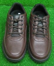 Rockport Mens World Tour Classic Casual Walking Sneaker Shoes M W XW Width Brown