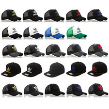 (UK) NWT Unisex Men Women Boy Girl SNAPBACK Baseball Ball Hats Mesh Trucker Caps