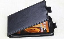 """Flip Case PU leather Protective Cover For 4.5"""" Lenovo A760 Smart cell Phone New"""