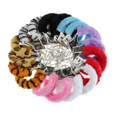 Fashion Adult Sexy Game Fuzzy Furry Soft Metal Handcuffs Hen Night Party Gift