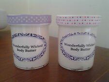 """Wonderfully Wicked""  scented body butter"