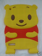 Disney Winnie the Pooh compatible for iPad 2 3 4 Silicone case cover