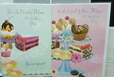 Mothers' Day Greeting Cards ~ Like A Mum To Me ~ FREE 1st Class Postage ~ Phlox