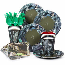Camo Camoflage Party Supplies - Build Your Own Custom Party Kit