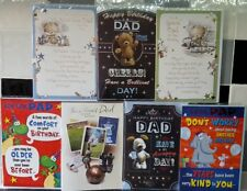 Greeting Birthday Cards Multi~ DAD ~ FREE 1st Class Postage ~ Dad For You