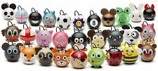 Kitsound Mini Buddy Portable Rechargable Speakers iPod iPhone MP3 Tablet iPad