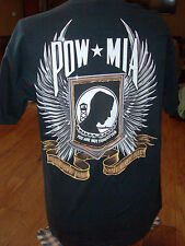 U.S MILITARY POW/MIA ALL GAVE SOME , SOME GAVE ALL T-SHIRT