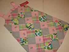 NWT Gymboree Flower Garden Sleeveless Patchwork Dress with Ribbon Trim Sz 6
